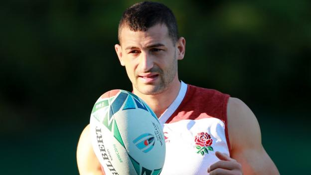 Rugby World Cup: England expect fully fit squad for semi-final against New Zealand thumbnail
