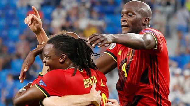 EURO 2020 Report [2021]: Finland vs Belgium 0-2 - Belgium win to leave Finland waiting on last-16 hopes
