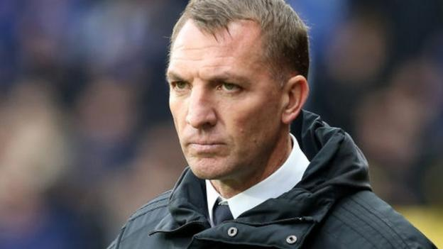 Brendan Rodgers: Leicester boss says burglary at Glasgow ...