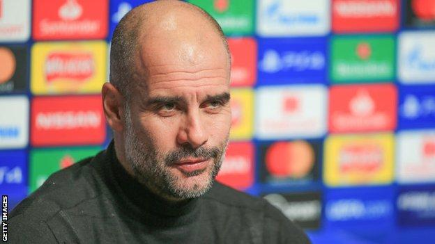 Pep Guardiola: Man City manager denies exit clause allowing him to leave