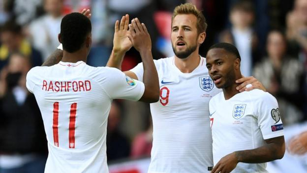 England attackers exciting as any team - Gareth Southgate