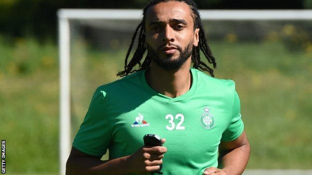 Cameroon's Benoit Assou-Ekotto