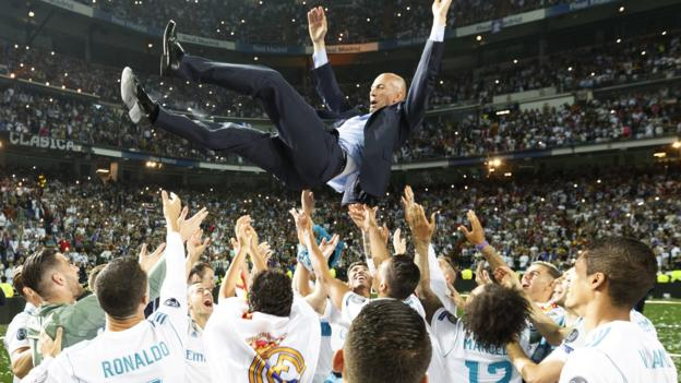 Zinedine Zidane returns to Real Madrid: Guillem Balague assesses the challenges he faces thumbnail