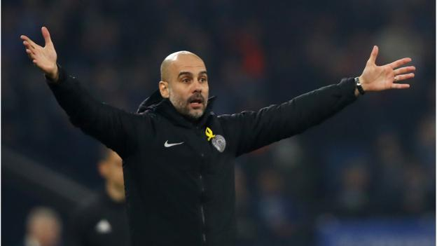 Manchester City boss Pep Guardiola 'a big fan of VAR' after win at Schalke thumbnail