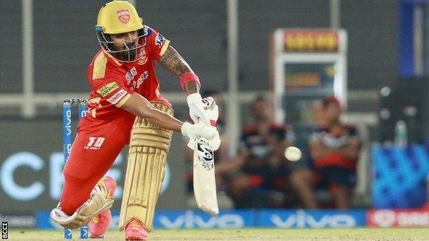 IPL: KL Rahul hits 91 not out as Punjab Kings comfortably beat Royal Challengers Bangalore thumbnail