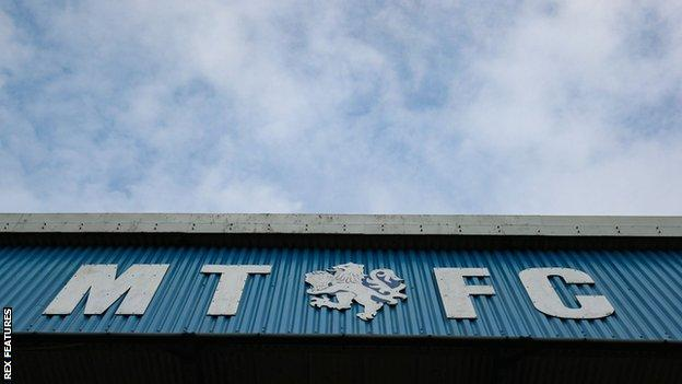Macclesfield Town preserved their English Football League status on the final day of last season
