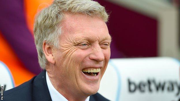 David Moyes returns to West Ham