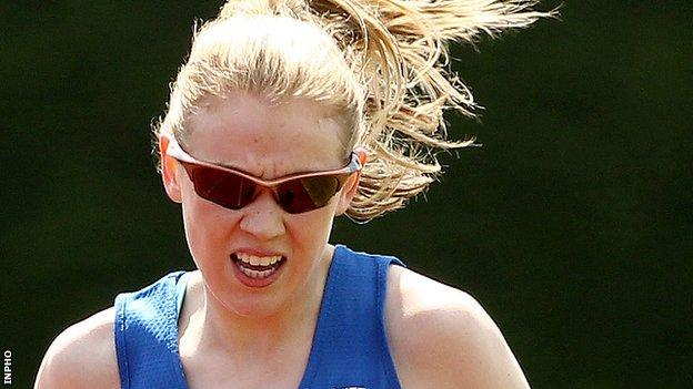 Emma Mitchell will represent Northern Ireland in the 10,000m at the Commonwealth Games