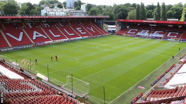 Charlton Athletic The Valley