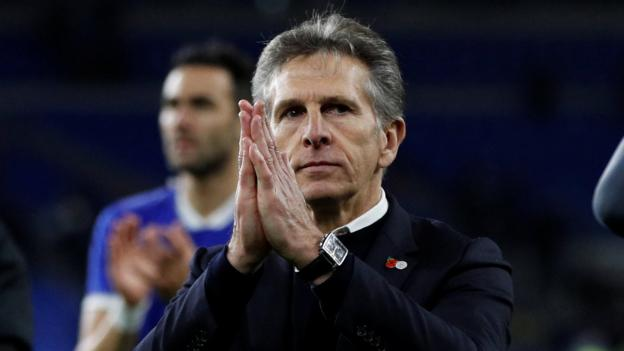 Leicester City boss Claude Puel says it is time to focus on football thumbnail