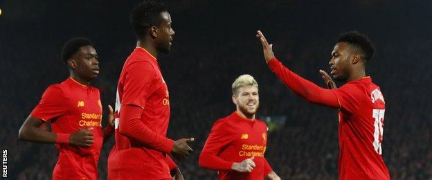 Daniel Sturridge scored early on and had several good chances to add to his tally