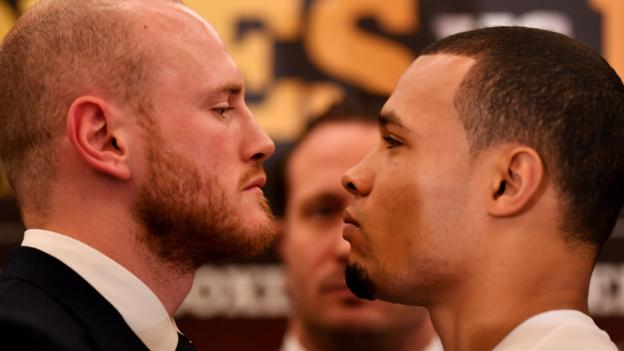 George Groves v Chris Eubank Jr: Sparring tales, huge rewards, power meets speed - but who will win?