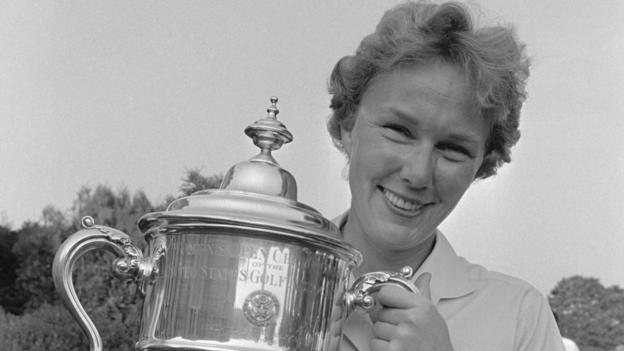Mickey Wright: LPGA Tour great, winner of 13 majors, dies aged 85 thumbnail
