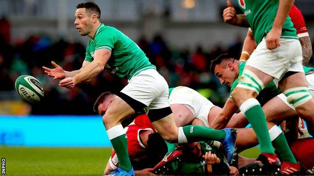Cooney joins Ireland squad ahead of France clash