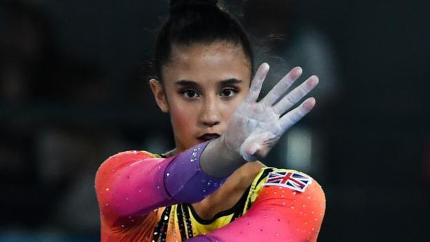 Artistic Gymnastics European Championships 2019: Amelie Morgan, 15, named in British squad thumbnail