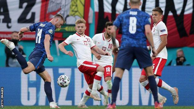Slovakia goal