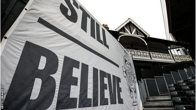 'Still Believe' banner