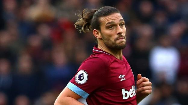 Andy Carroll, Adrian and Samir Nasri to leave West Ham in summer thumbnail