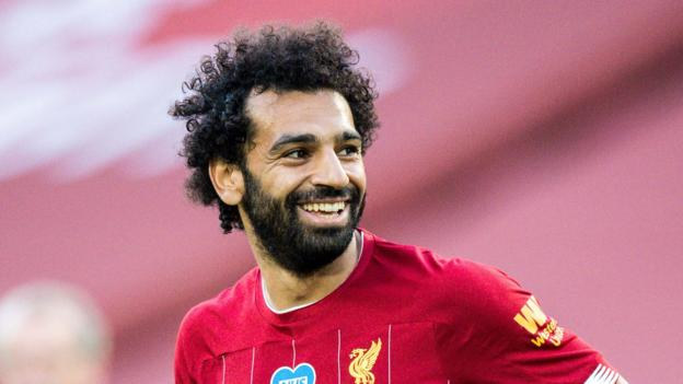 Mohamed Salah says he wants to stay at Liverpool for a 'long time' thumbnail