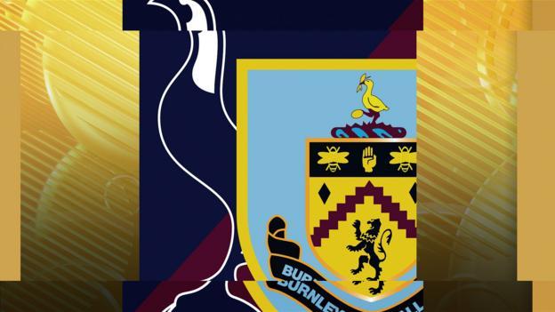 Tottenham v Burnley