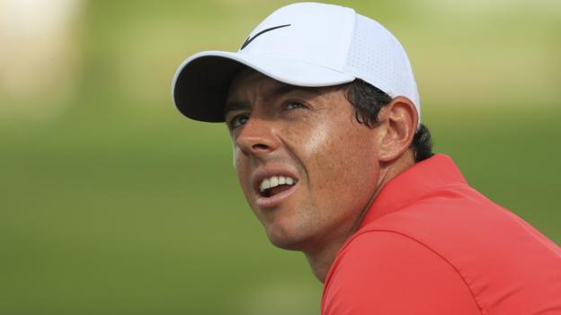 Honda Classic: Rory McIlroy six shots off lead, Tiger Woods on level par
