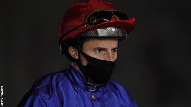 Jockey William Buick