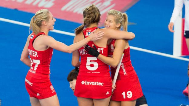 102778497 englandhockey - Hockey Ladies's World Cup: England attain quarter-finals with purchase over South Korea