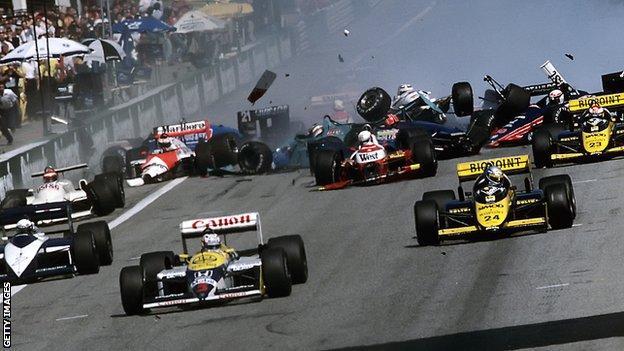 1987 Austrian Grand Prix
