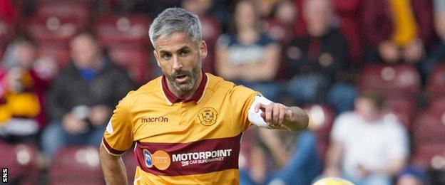 Keith Lasley will play his 464th game for Motherwell on Friday evening, as he eyes 500 appearances for the Steelmen