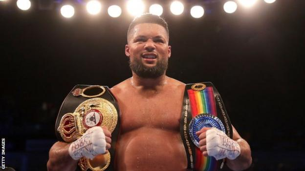 Joe Joyce will fight Alexander Ustinov on May 18