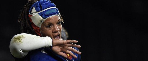 Safi N'Diaye of France women