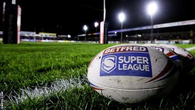 Super League ball