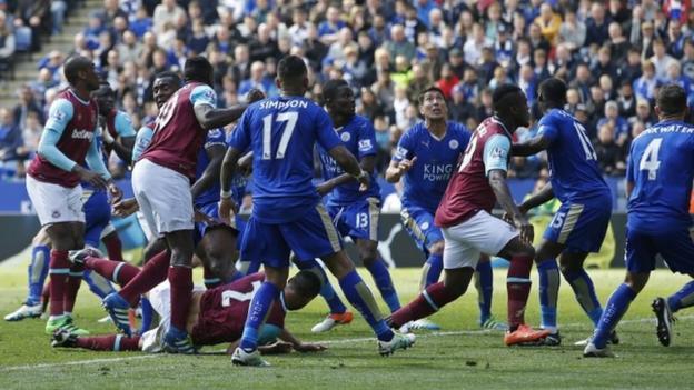West Ham penalty