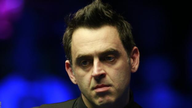 Ronnie O'Sullivan still 'fighting and punching' as he closes in on world number one spot thumbnail