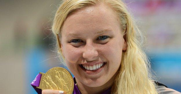 US Paralympic star Jessica Long