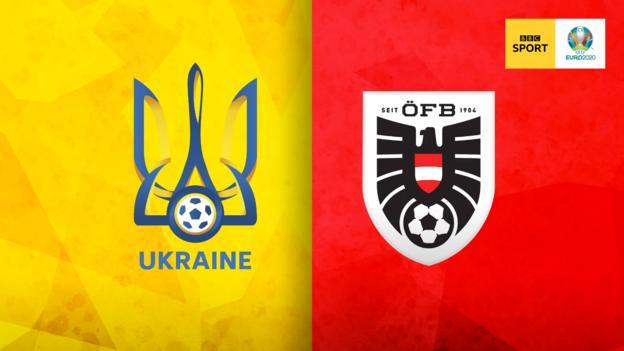 Ukraine v Austria