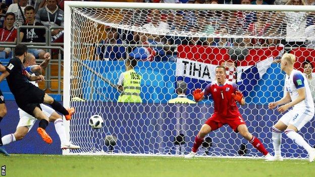 Milan Badelj scores