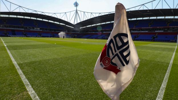 Bolton wanderers football ventures set to take control of - Bbc football league 1 table ...