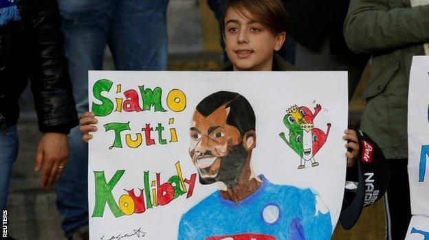 Kalidou Kolibaly banner