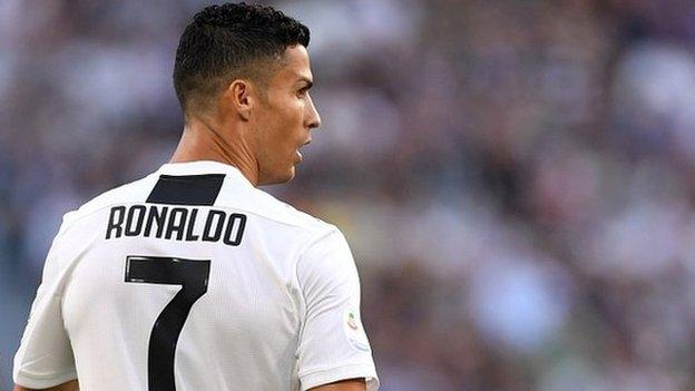 Cristiano Ronaldo: German magazine 'stands by reporting' of rape allegation - BB...