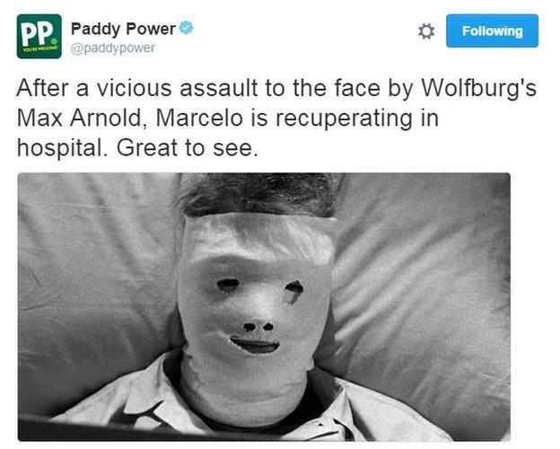 Paddy Power