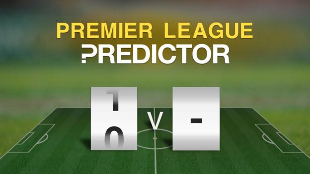 Premier league predictor make your predictions now bbc sport - Bbc football league 1 table ...