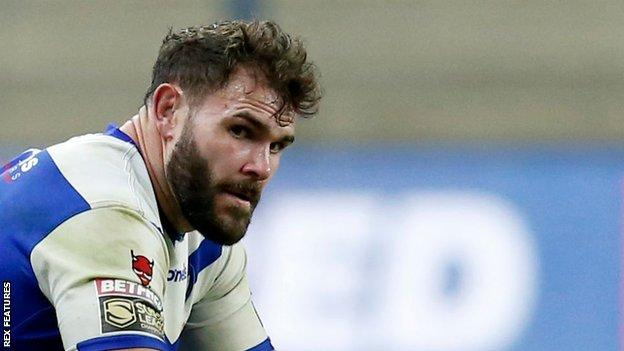 St Helens are yet to lose a match in Super League this season in which Alex Walmsley has scored a try