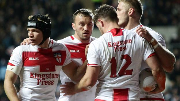 Four nations england 38 12 scotland bbc sport - English rugby union league tables ...