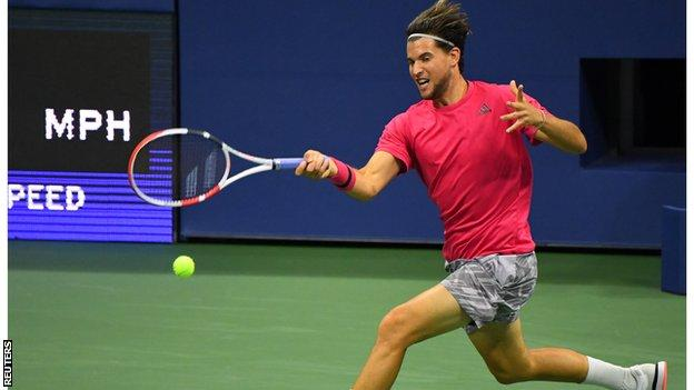 Thiem overcomes tough Medvedev test to reach first US Open final thumbnail