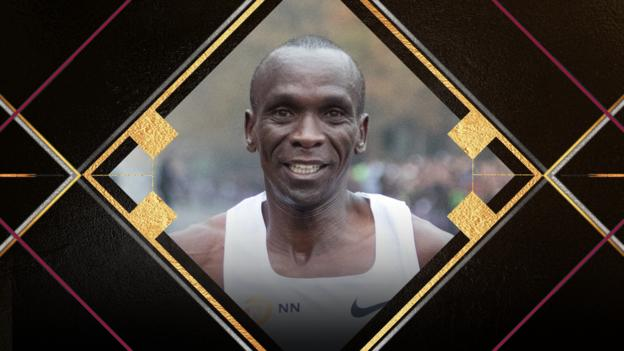 Eliud Kipchoge wins World Sport Star of the Year 2019 thumbnail