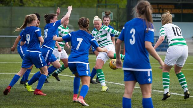 Women's football: No decision on return to action, says SWF thumbnail