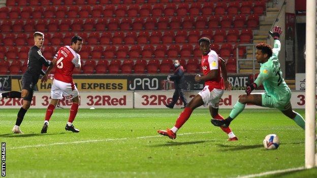 Marcus Forss goal
