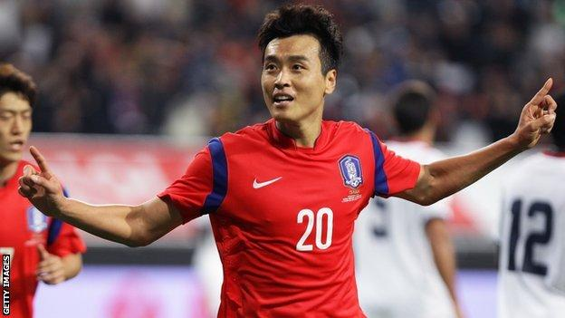 Lee Dong-gook will be 39 by the time the World Cup begins in Russia