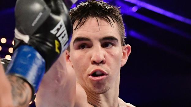 Michael Conlan: Belfastman's New York opponent will be Hungarian David Berna